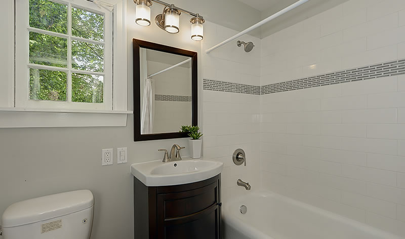 Bathroom Remodel Completed By No 7 Development