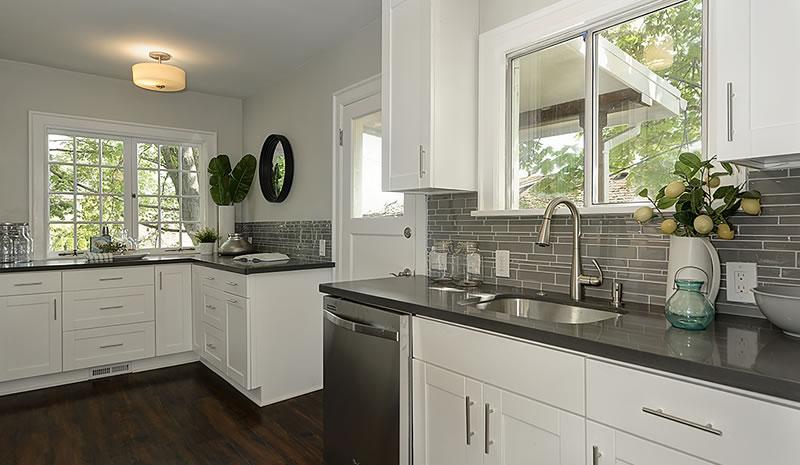 Kitchen Remodeled By No 7 Development